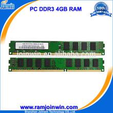 2014 new PC3-10600 ddr3 memory ram 4gb