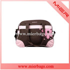 Cute Top Quality Fashion Lovely Canvas Shoulder Hand Tote Mummy Baby Diaper Bag