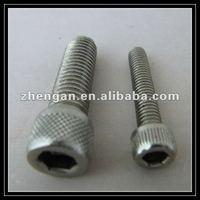 Hex socket head/torx head cup screw