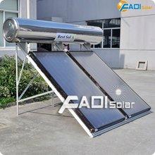 High Quality Houseld Flat Panel Solar Water Heater (300L)