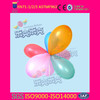 Pink pearlized water balloon