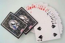 De papel personalizados jugando a las cartas de global juego de mesa