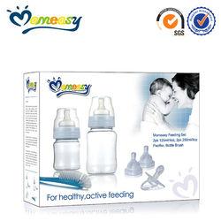 Baby feeding bottle set 2014 new born baby gift set