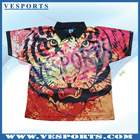Sublimated Cricket Shirts and Uniforms
