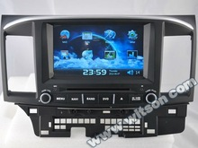 WITSON MITSUBISHI LANCER DOUBLE DIN CAR DVD High Quality with touch screen