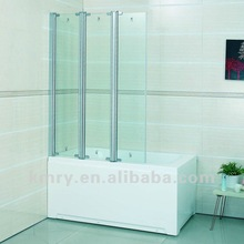 Glass Bath Shower Screen(KD3202)
