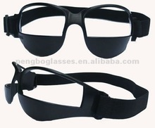 sport volleyball glasses/ basketball dribble glasses