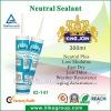 Neutral Silicone Sealant (TUV, ROHS, SGS, REACH Certificate)