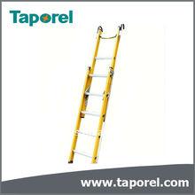 Fiberglass insulation folding ladder/square tube ladder/telescopic ladder