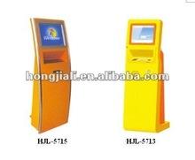 retail kiosk stand,all-in-one PC kiosk computer,kiosk design (HJL-571315)
