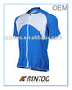 Quick dry men's bicycle wear cycling team jersey