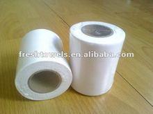 Lily muslin wax rolls bleach ,woven 100%cotton