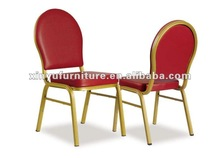 Aluminium conference hall chairs XA179