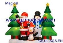 2013 inflatable Christmas decoration