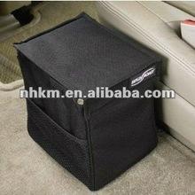 Car Trash Bag,car Litter bag,Talus TrashStand Floor Litterbag Compact-Black