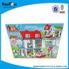 Creative kids plastic building blocks toys