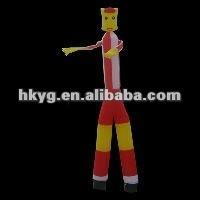 2012 human hamster ball/air dancer/advertising inflatable