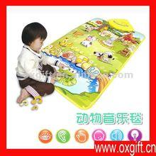 oxgift, musical play mats