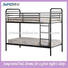 Metal bunk bed of cheap antique furniture(JQB-245)