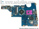 Hot sale 605140-001 laptop motherboard for HP G62 Intel Integrated DDR3 tested in good condition