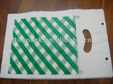 2012 cheap printing handle bags for shopping