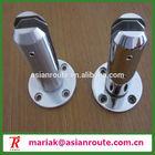 stainless steel glass wall spigot/deck mounted spigot