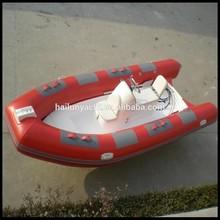Sport Cruising -fiberglass hull rib boat HLB500C