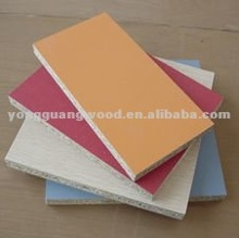 2012 newest melamine particle board