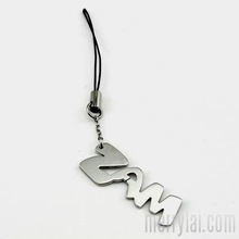 2012 hot sell 316l stainless steel phone strap ML-12-MA0716-0042