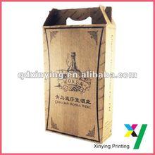 Ecofriendly Cardboard Wine Carriers