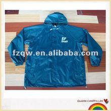 waterproof windbreaker rain jacket