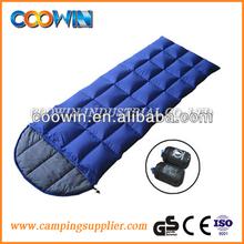 camp white goose down sleeping bag