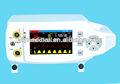 Aprobado por la CE LCD pantalla de signos vitales equipo de monitoreo