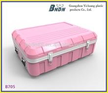 durable waterproof hard plastic transportation case