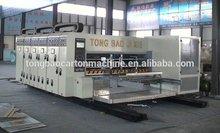manufactured products corrugated cardboard flexo printing die-cutting machine best price