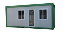 New design anti-earthquake customized prefabricated container living home/coffee shop/store/hotel rooms design