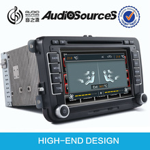 DNS610 car dvd for golf volkswagen passat car stereo gps car multimedia system with GPS navigation radio media player hd