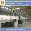 automatic spray pretreatment for powder coating line/liquid spray painting line