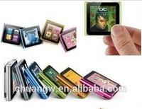 mini clip mp3 player manual 1.5 inch support fm radio/e-book/photo viewer