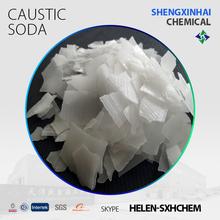 hot sale caustic soda flakes/sodium hydroxide/ naoh 99% 96% purity