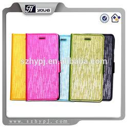 Lightning streaks Origami Folio flip pu leather case cover for iPhone6