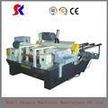 El motor servo cnc de registro y pelado de la máquina de corte/chapa torno de rotary