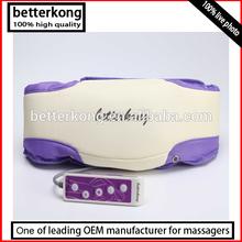 super vibration massager belt for slimming with extend belt and handbag