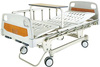 China 3 Cranks Hospital Manual Medical Bed Manufacturers F-B18