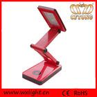 flexible led desk lamp 30 SMD folding led desk lamp