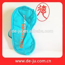 Promotion Light Blue Sleep Cover Fancy Decorative Wholesale Eye Sleep Mask