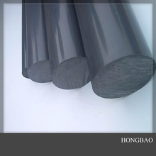 black poly rods/ engineering plastics/ Shandong pe products