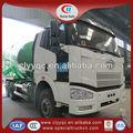 faw 10 metros cúbicos de concreto de mistura de concreto diesel mobile betoneira
