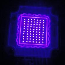 Factory Price Epistar Epileds High Power UV LED Diode 100w 70w 50w 30w 20w 10w 5w 3w 1w