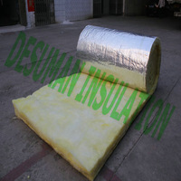fire resistance aluminum insulation foil faced roof heat insulation materials thermal conductivity
